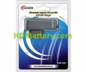 CAR029 Cargador Alimentador 100-240Vca / USB 5Vcc-750mA